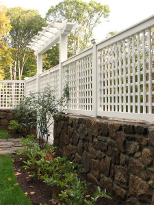 348939 - New Canaan CT - Lattice with Custom Arbor-X3