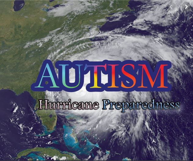 Hurricane and Preparation For Kids with Autism.